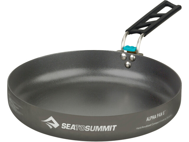 "Sea to Summit Alpha Pfanne 8"" grey"